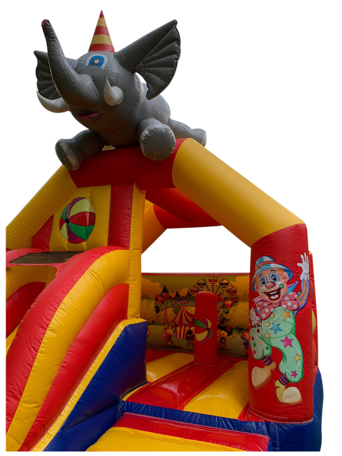 Hüpfburg kleiner Elefant